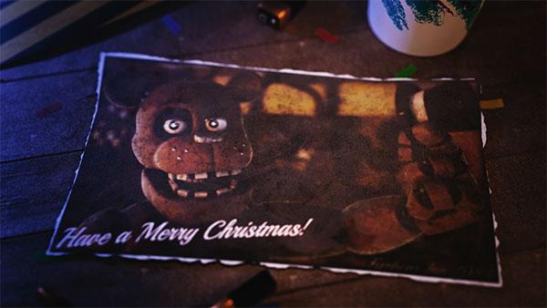 The Return to Freddy's 2: Winter Wonderland FNAF Download