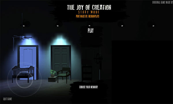 The Joy of Creation: Story Mode APK Download