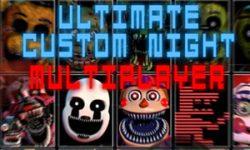 FNaF Ultimate Custom Night: Multiplayer