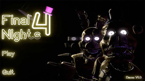 Final Nights 4 Fates Entwined FNAF Download