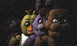 Five Nights at Freddy's 1 Playable Animatronics