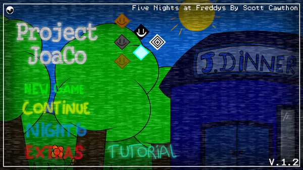 FNAF Project JoaCo